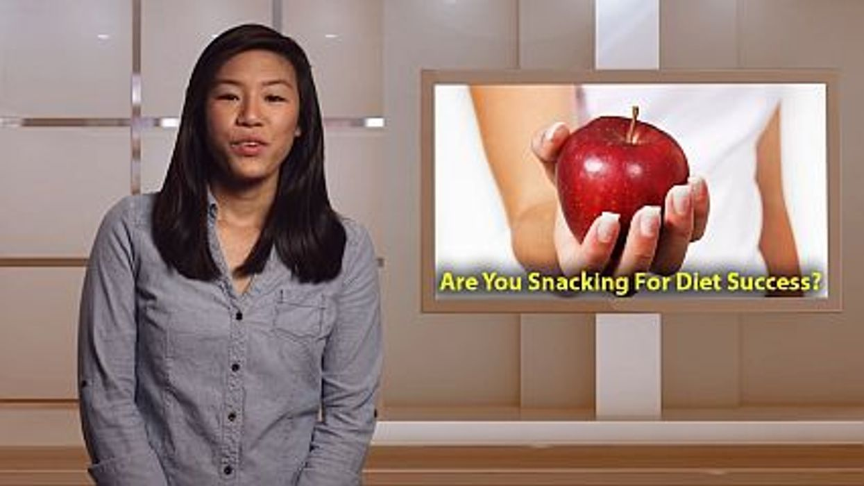Are You Snacking For Diet Success?