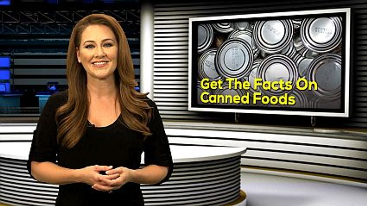 Get The Facts On Canned Foods
