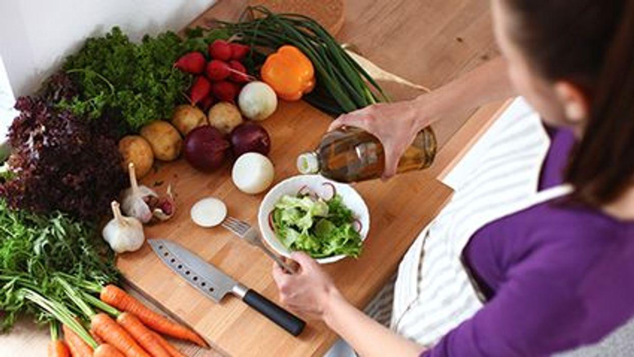 La salud del corazón, la comida y la actividad física
