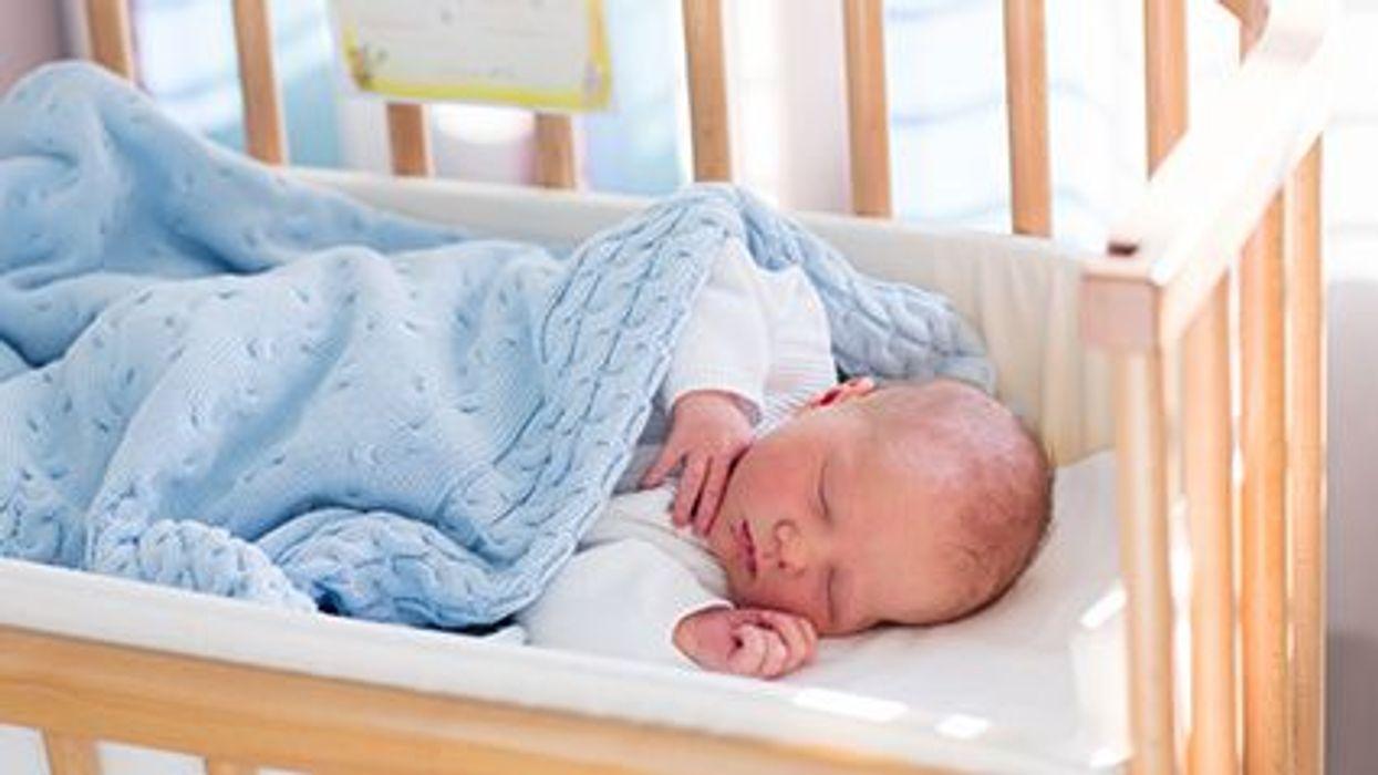 Los bebés todavía en riesgo del Sndrome de Muerte Súbita del Lactante