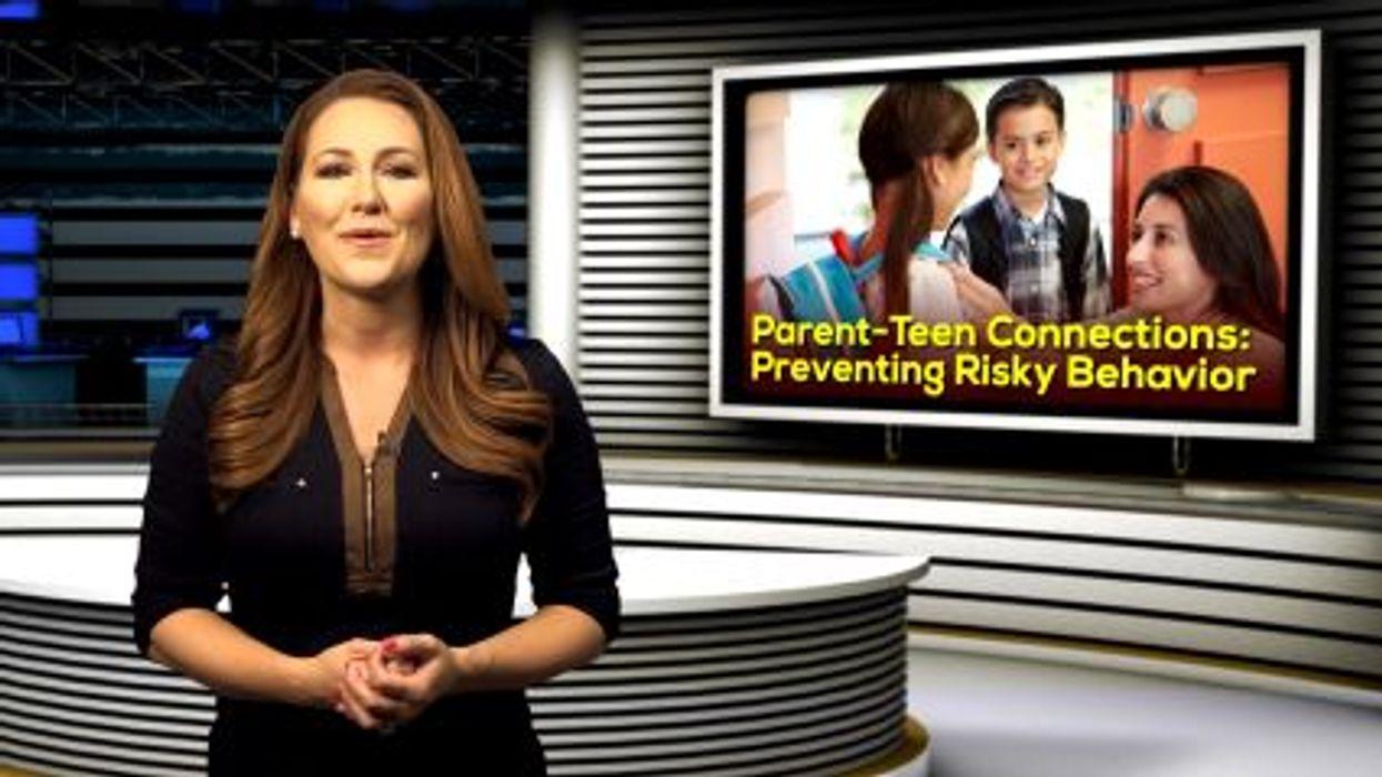 Parent-Teen Connections: Preventing Risky Behavior