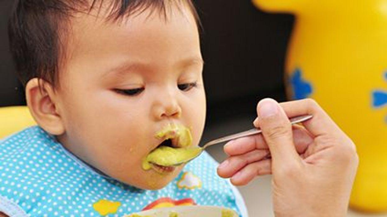 Datos sobre la comida para bebés