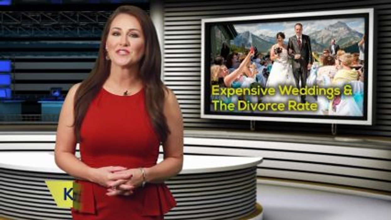 Expensive Weddings and the Divorce Rate