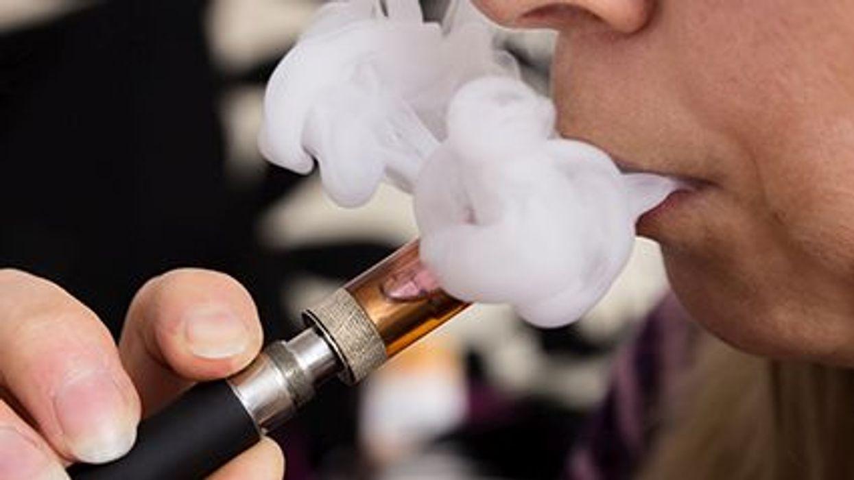 Peligros de los cigarrillos electrónicos