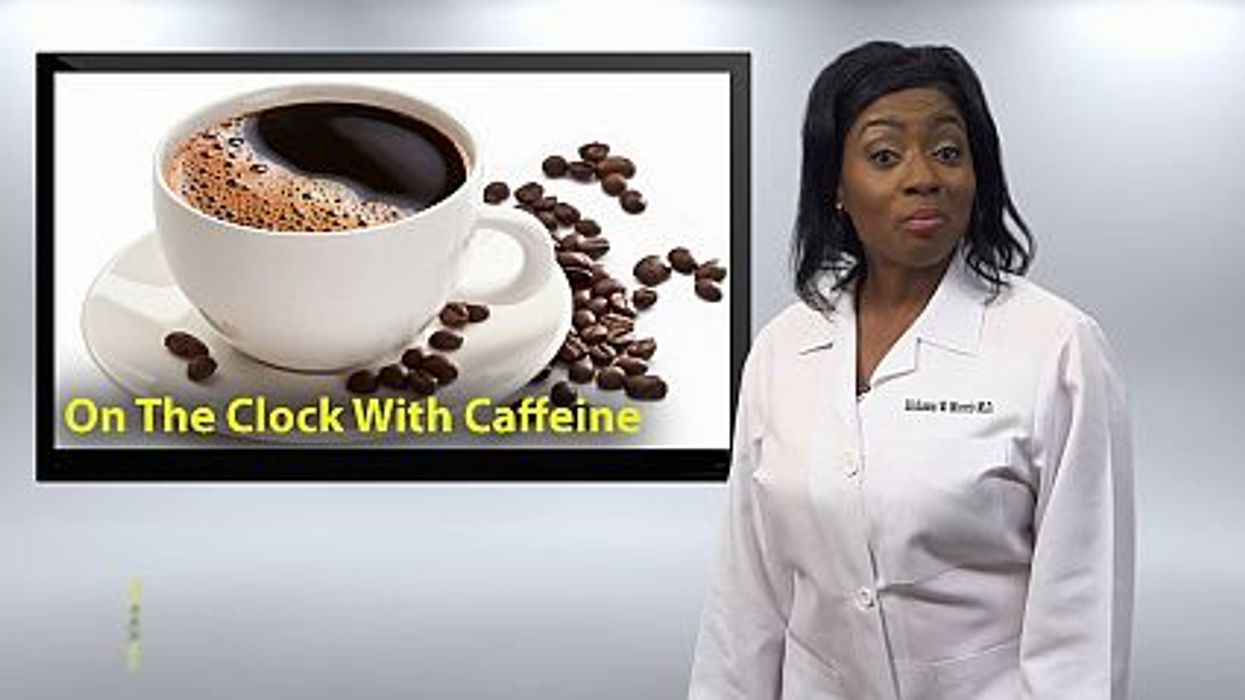On The Clock With Caffeine