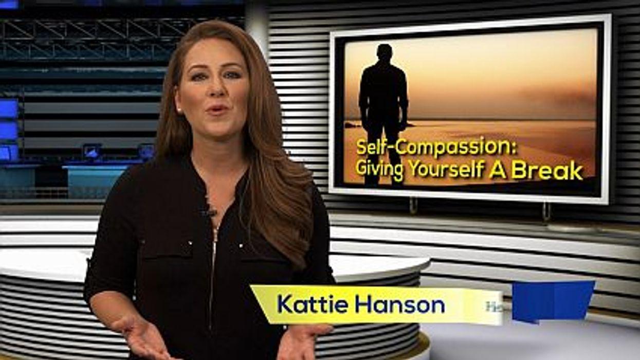 Self-Compassion: Giving Yourself A Break