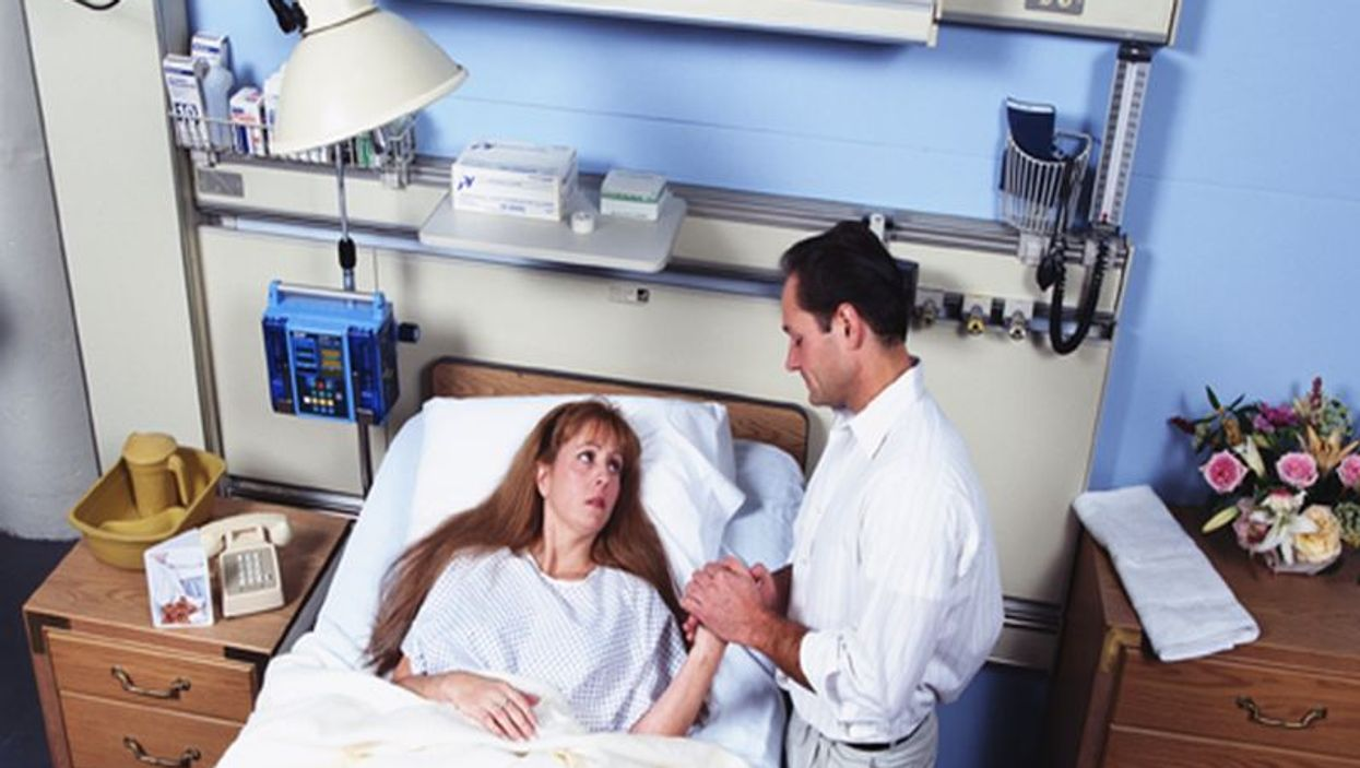 C-Section Raises Risk of Blood Clots After Childbirth: Review
