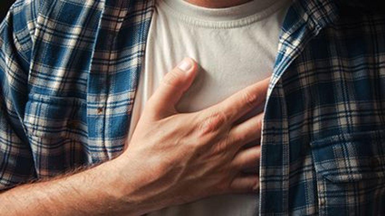 Los medicamentos populares para la acidez y el riesgo de accidente cerebrovascular
