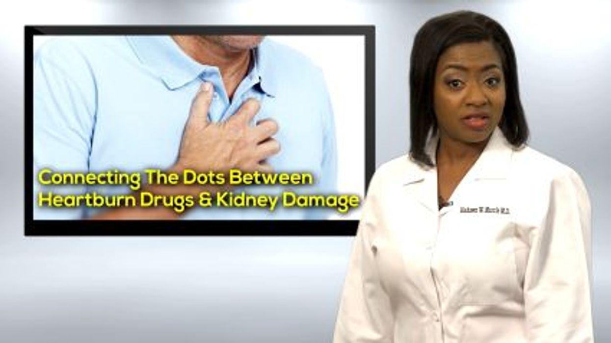 Heartburn Drugs and Kidney Damage