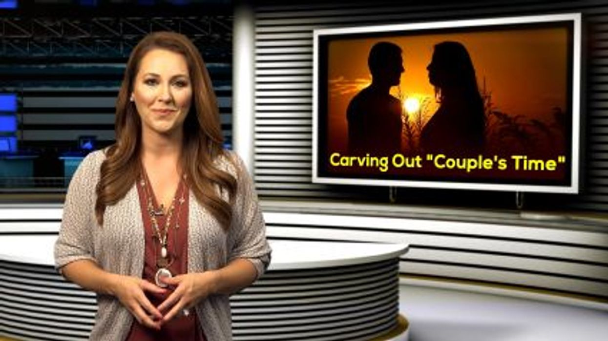Carving Out 'Couple's Time'