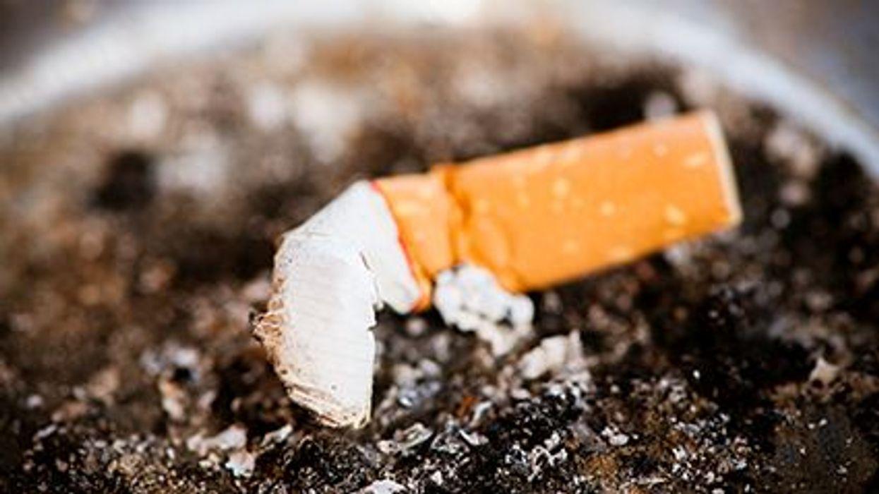 El historial de por vida del tabaquismo y la mortalidad