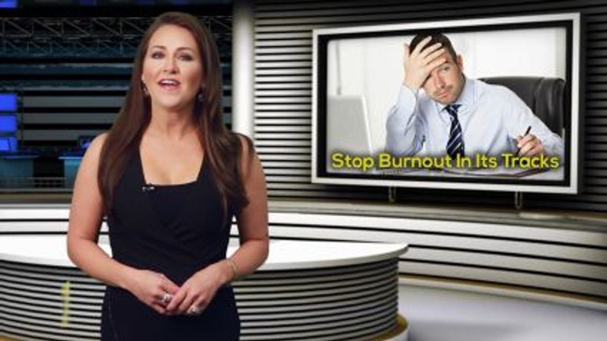 Stop Burnout In Its Tracks