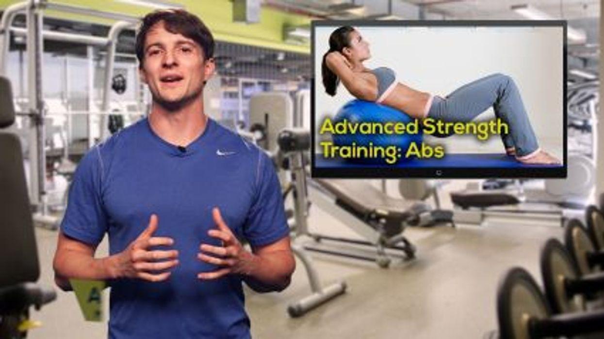 Advanced Strength Training: Abs