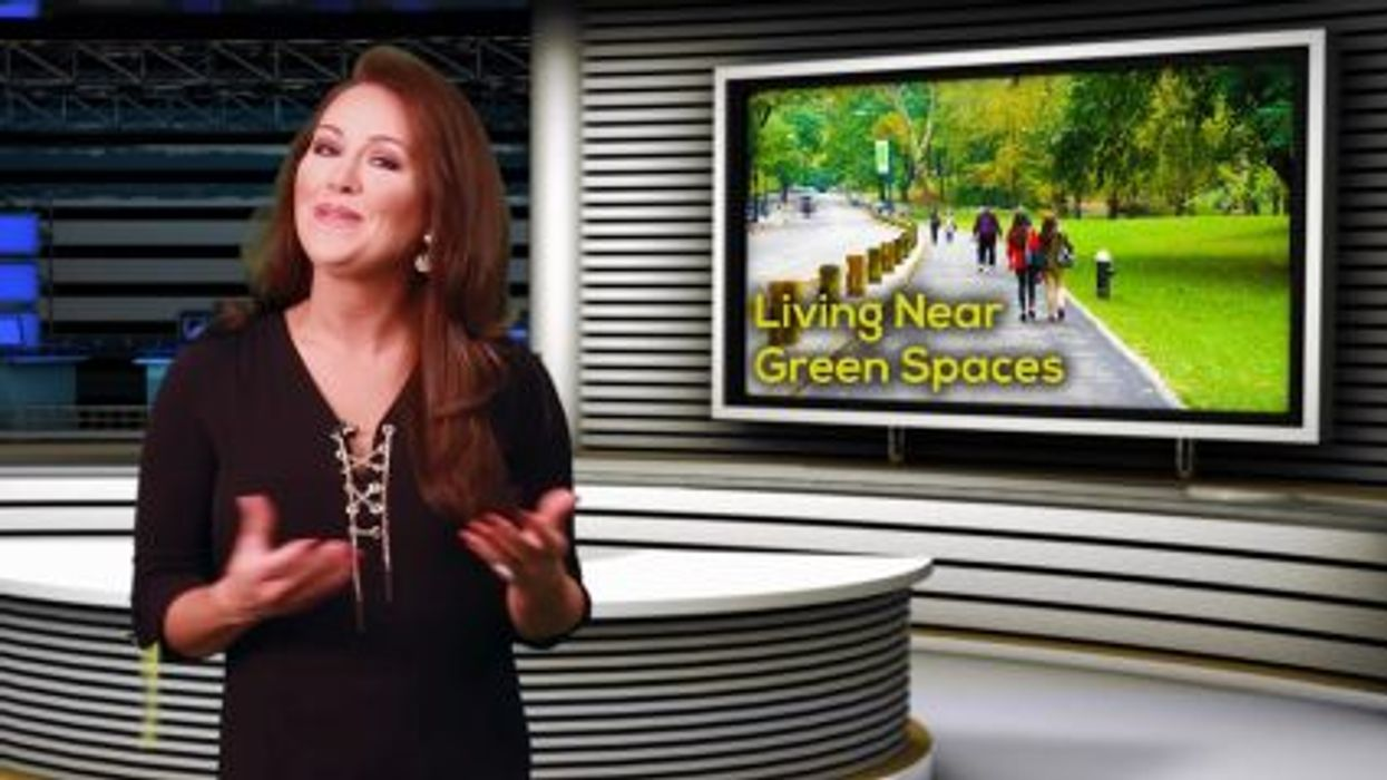 Living Near Green Spaces