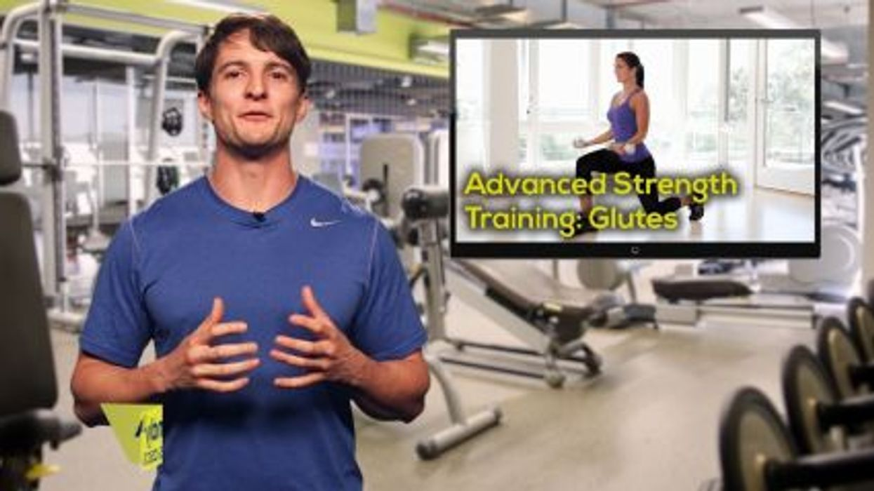 Advanced Strength Training: Glutes