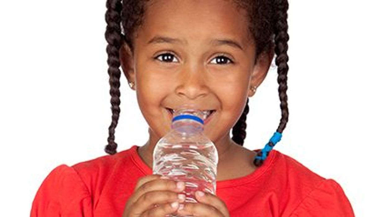 Water To Help Prevent Child Obesity