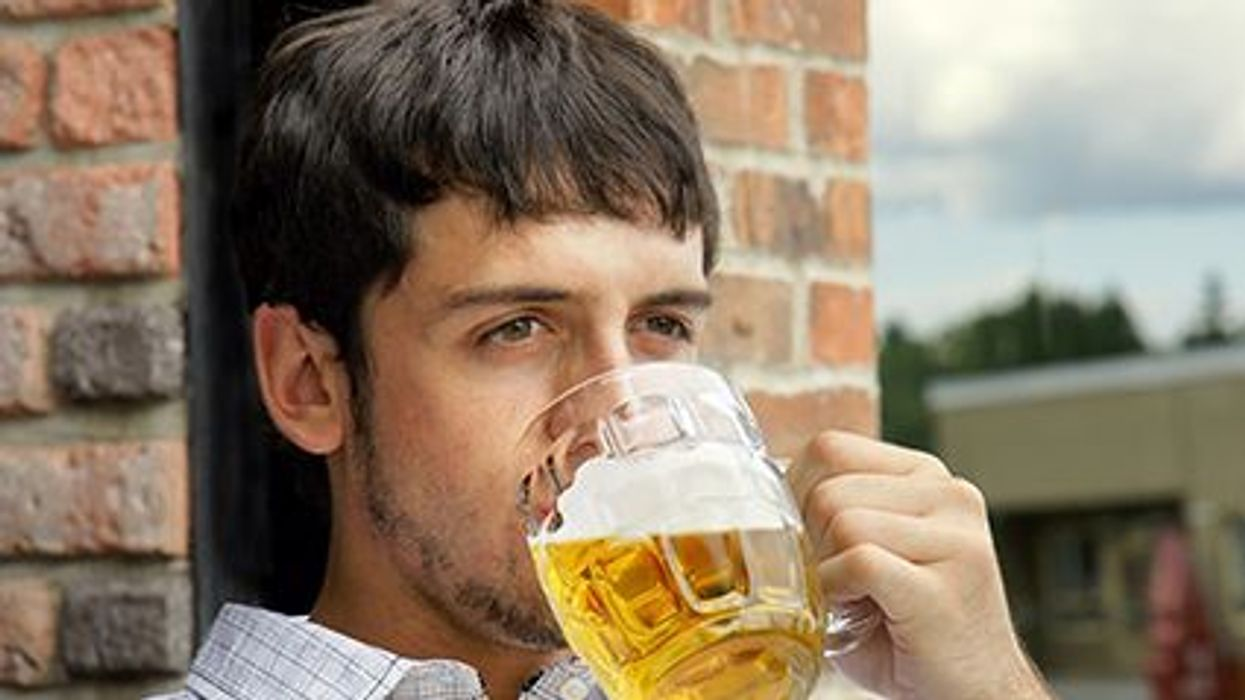 College Binge Drinking Down?