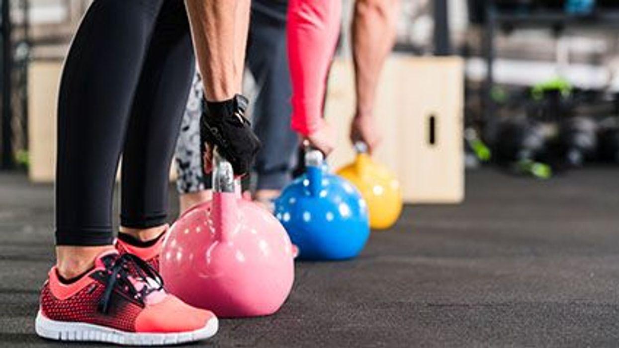 Compound Strength Training
