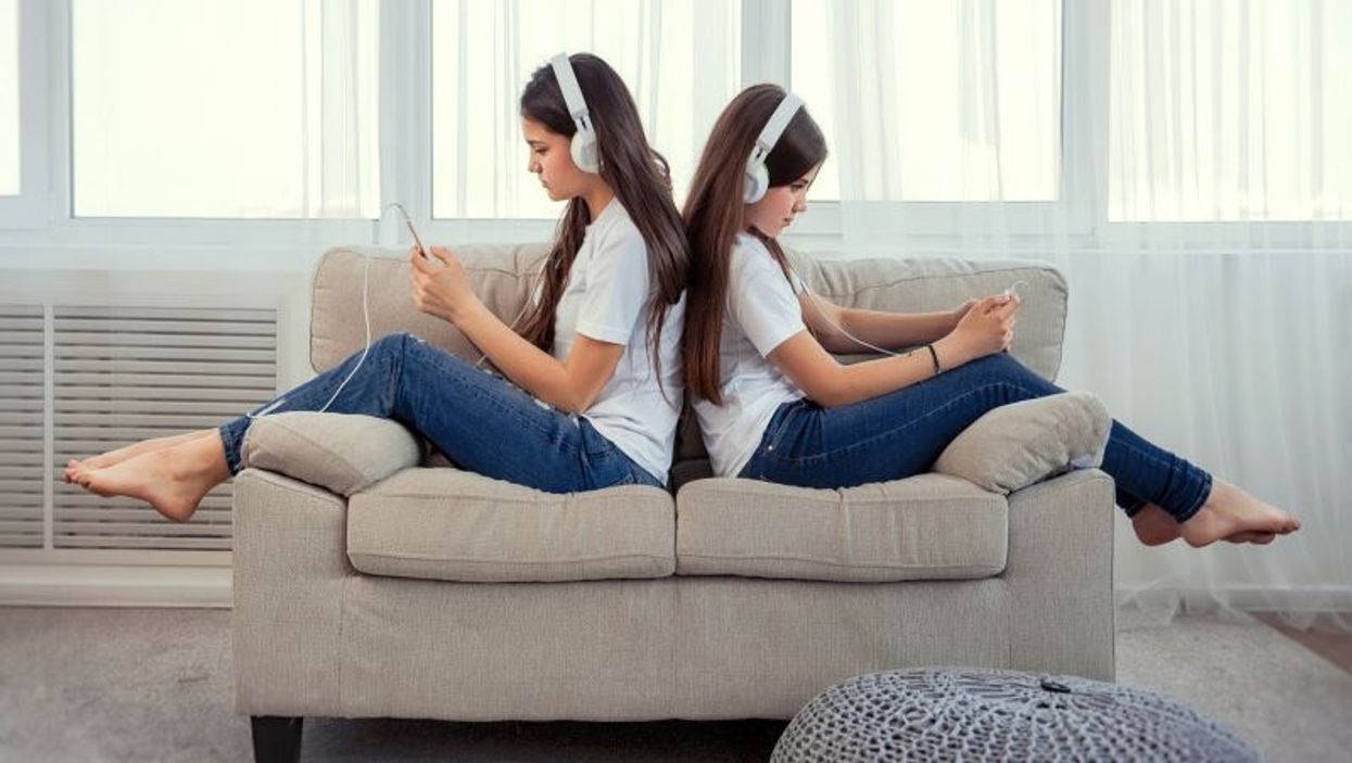 Does 'Smartphone Addiction' Show Up in Teens' Brains?