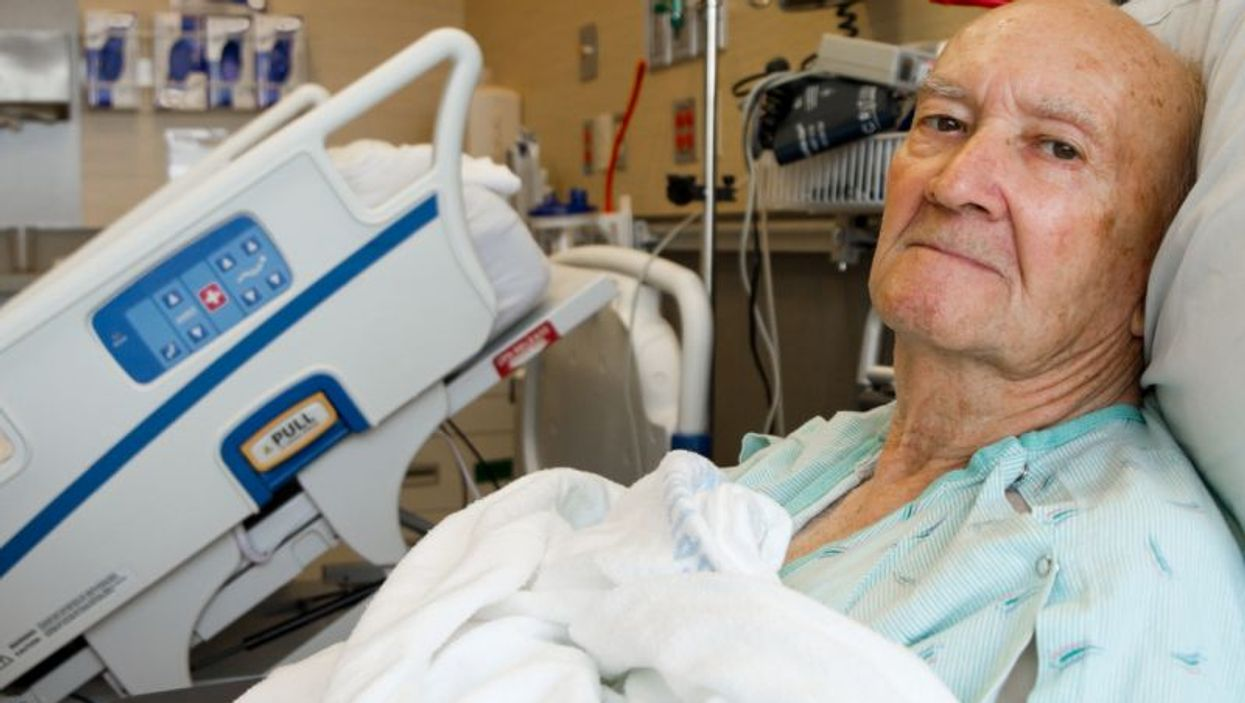 Annual Flu Shots Help Keep Seniors Out of the Hospital
