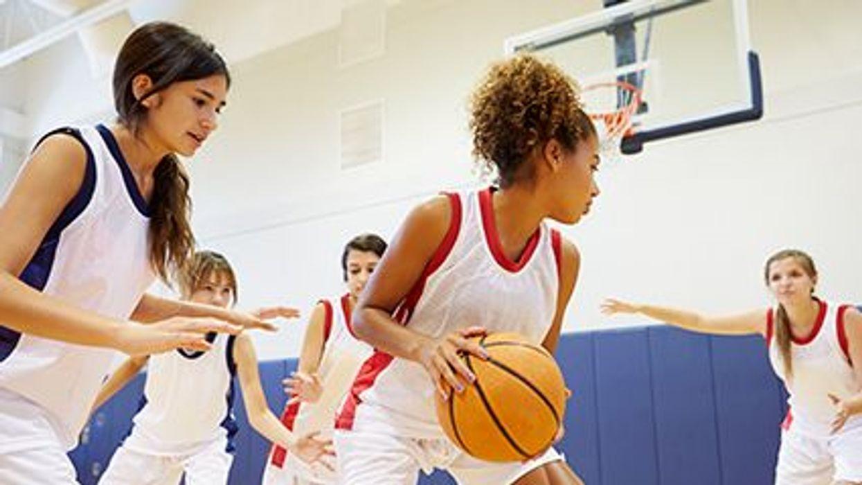 Girls' Health: Athlete Cautions