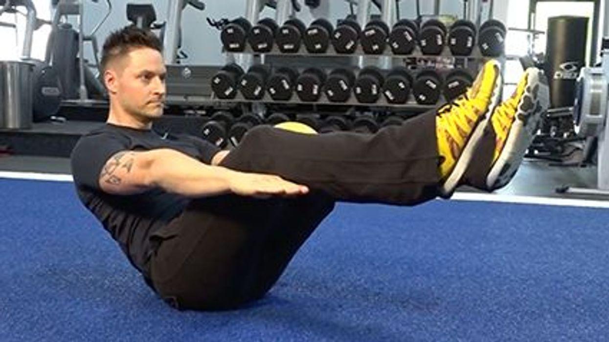 Pilates Ball Fitness