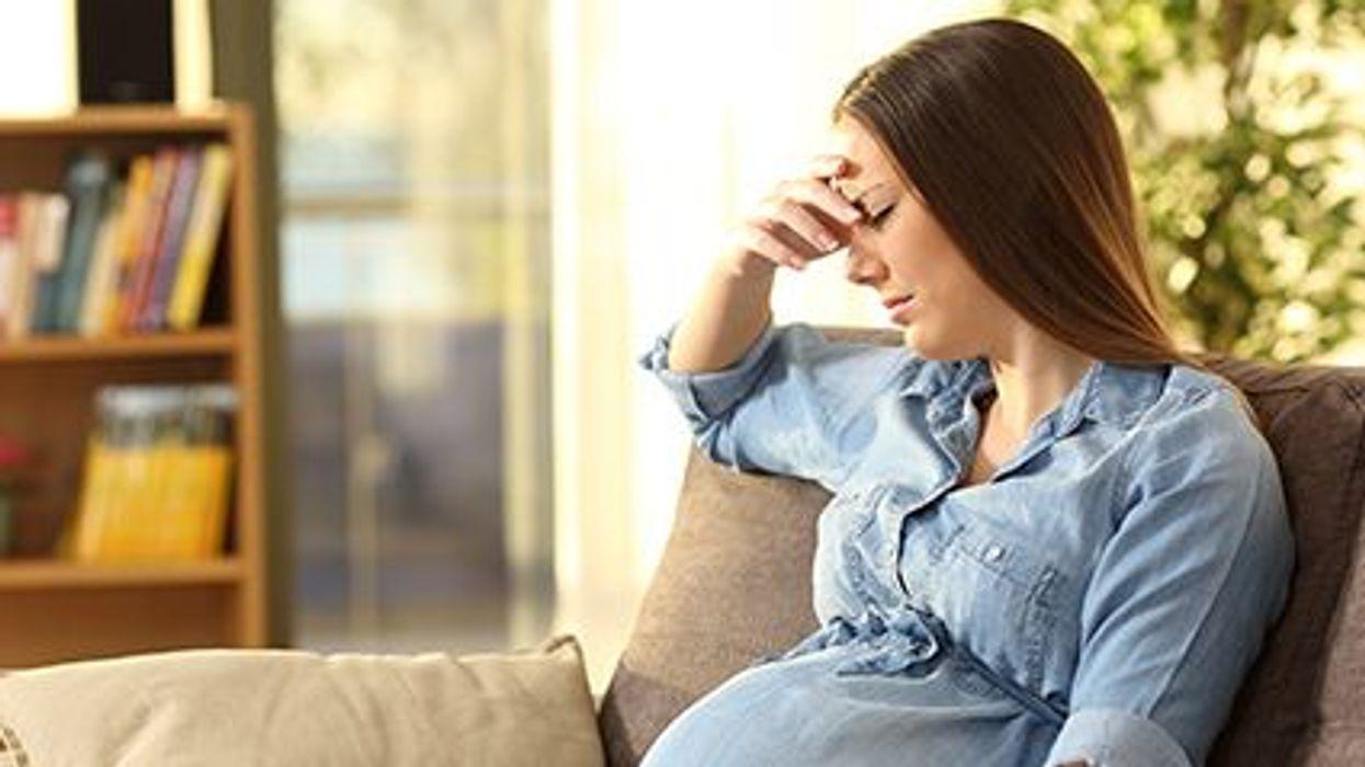 La depresión prenatal
