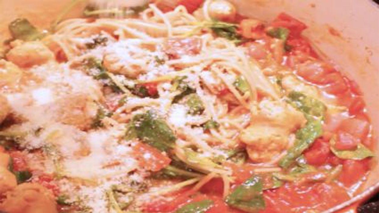 Healthier Italian Dishes