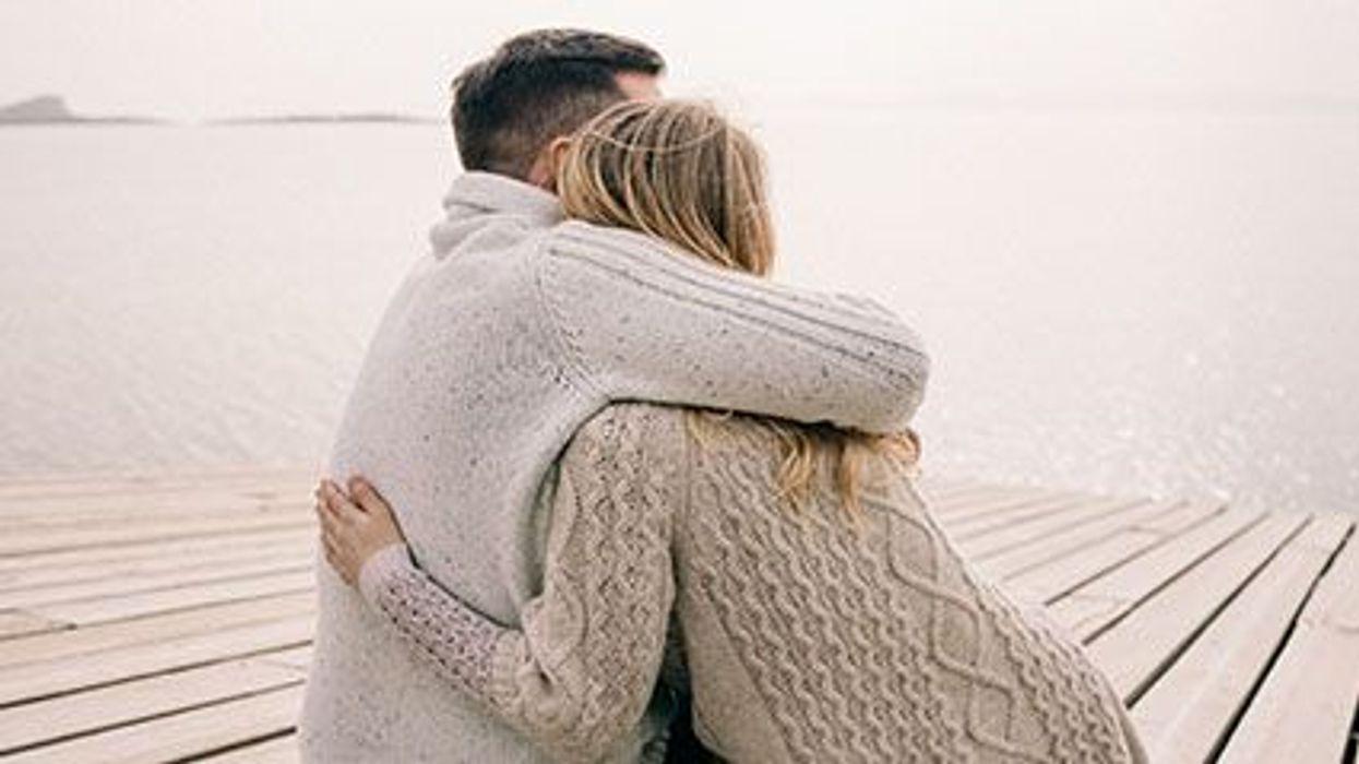 El poder de los abrazos para sanar