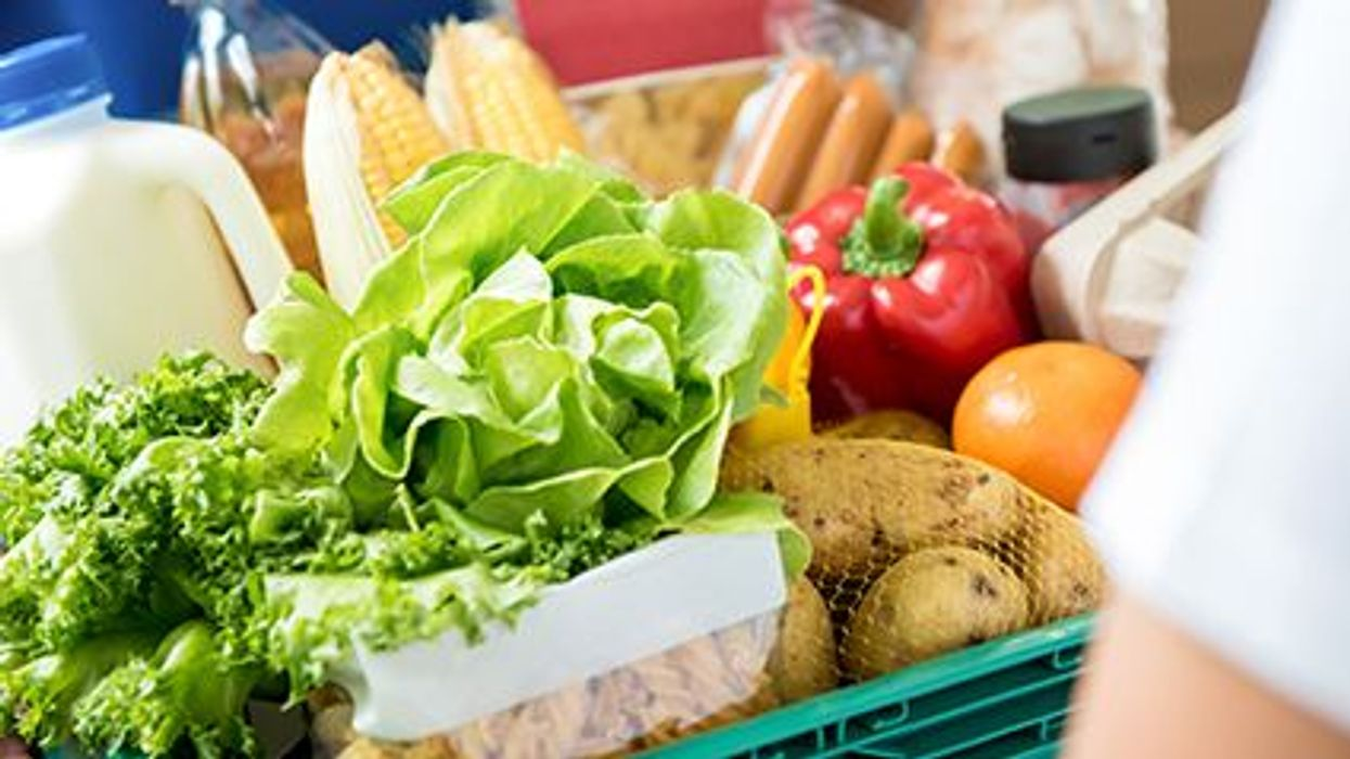 Healthy Online Grocery Shopping