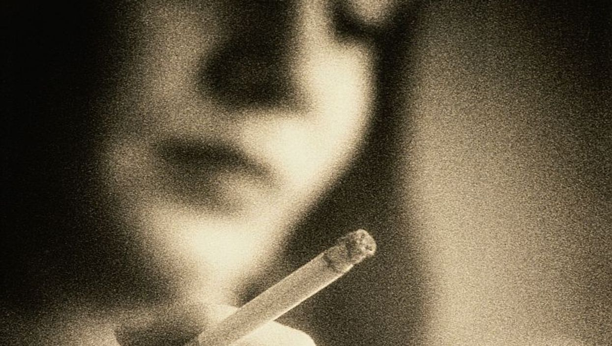 Smoking Persists for Americans With Mental Health Ills