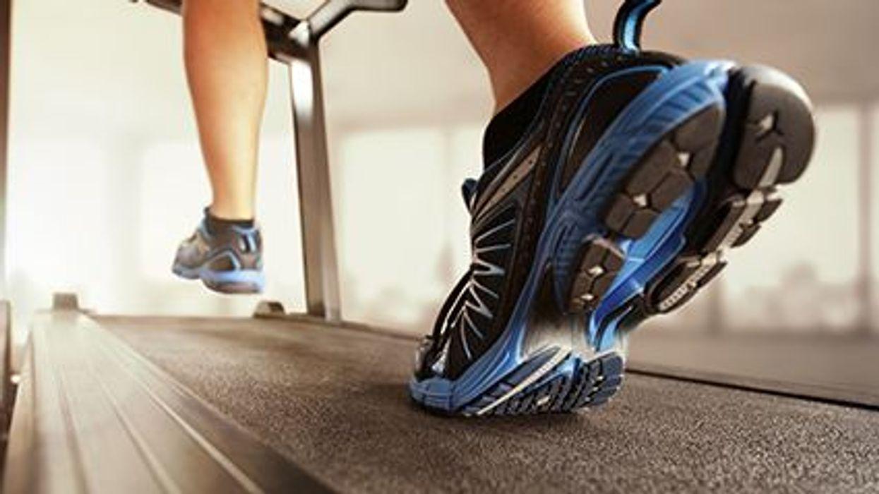 Treadmill Walking Plan