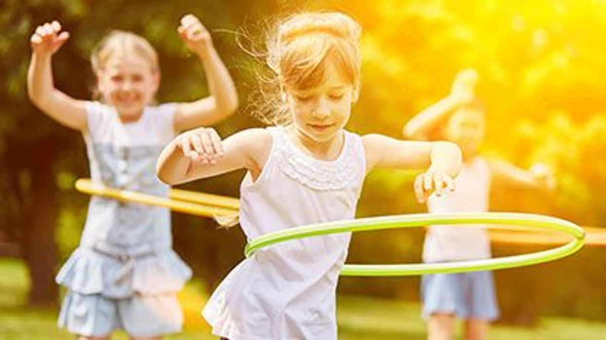 Why Kids Need to Hit the Playground More