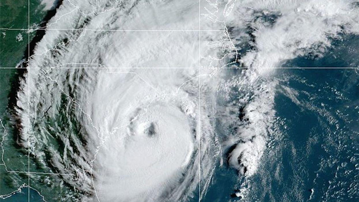 Hurricanes Like Dorian Take Heavy Toll on Mental Health
