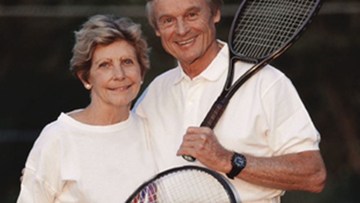 For Older Adults, More Exercise Lowers Heart Disease Risk