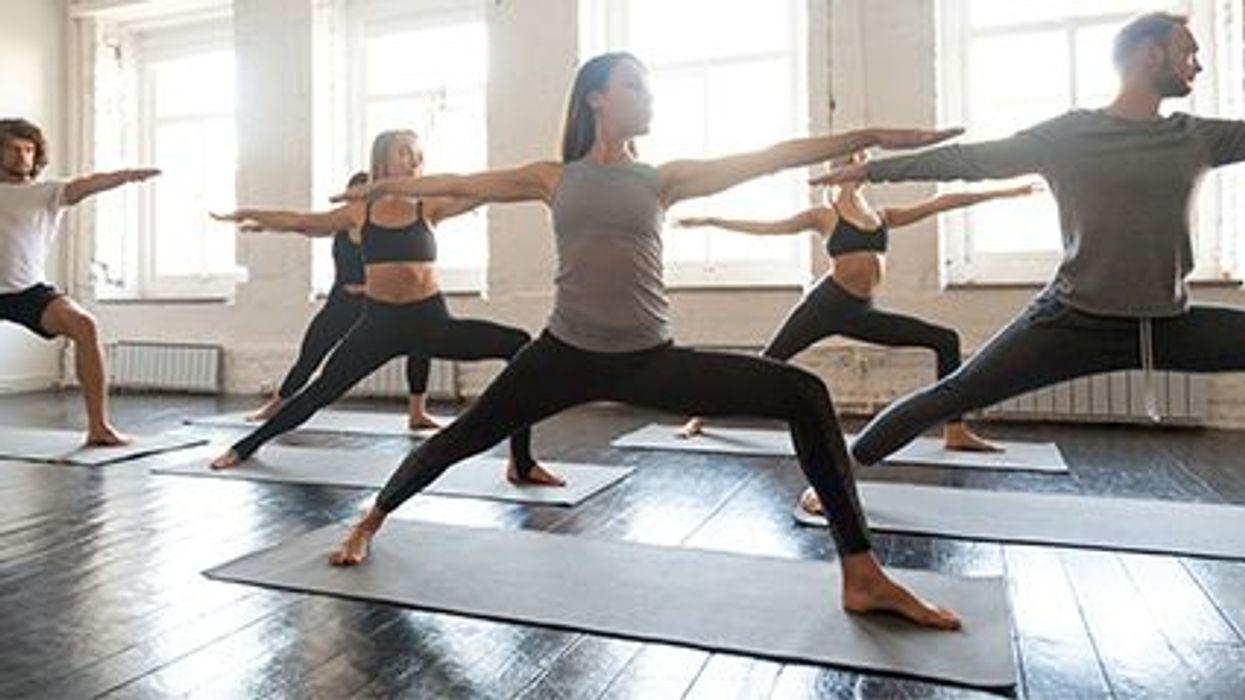 Hot Yoga and Blood Pressure