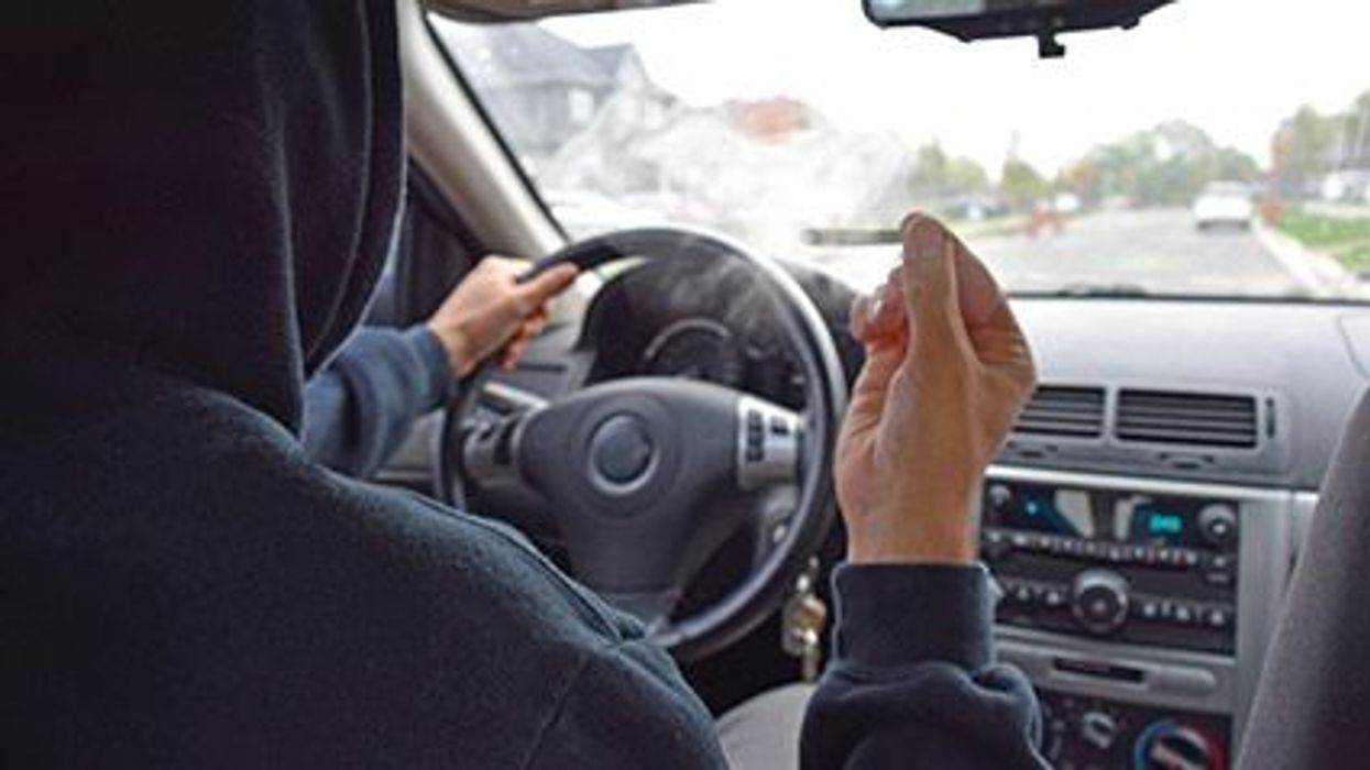 Driving While High On Marijuana