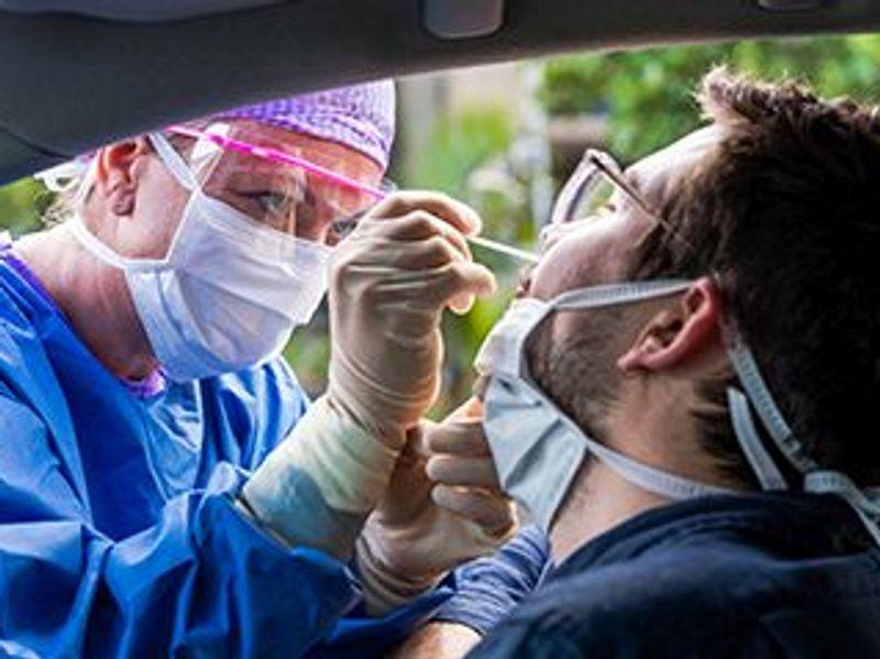 Had Sinus Surgery? Better Skip Nasal Swab COVID Test