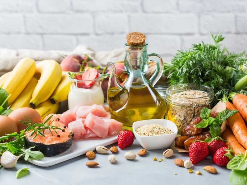 Mediterranean Diet Could Keep Aging Brains Sharp
