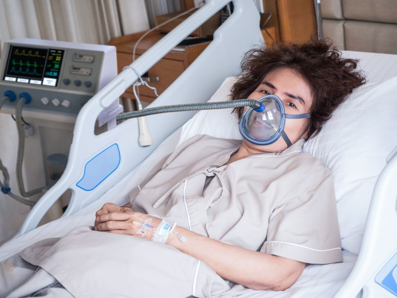 Even When Cancer Is in Remission, Patients' Risks of Severe COVID Rise