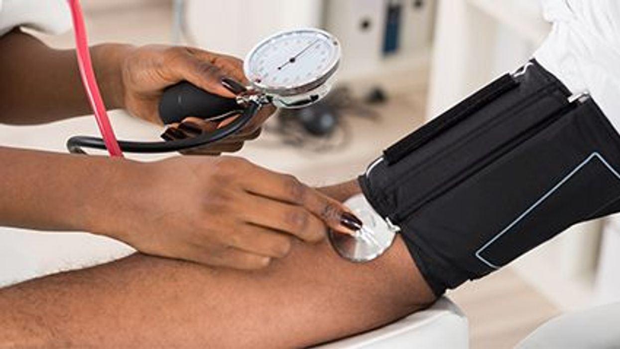 None Of The Most Common Blood Pressure Medications Increase The Risk Of Depression.