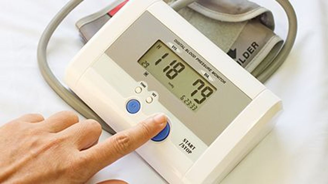 Having Your Pharmacist Monitor Your Blood Pressure Electronically Could Prevent Serious Heart Events