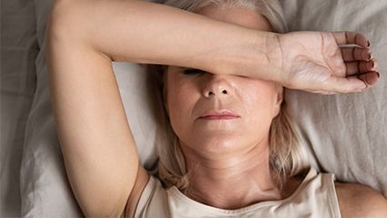 News Picture: Thinking of HRT for Hot Flashes? Here's the Latest Guidance