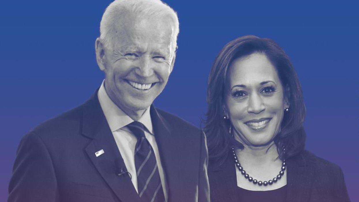 Joe Biden and Kamala