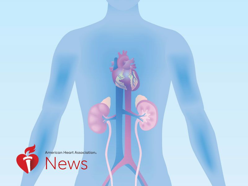 News Picture: AHA News: The Connection Between Diabetes, Kidney Disease and High Blood Pressure