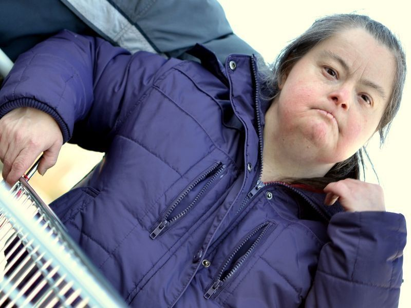 Genes Could Raise COVID Risks for People With Down Syndrome