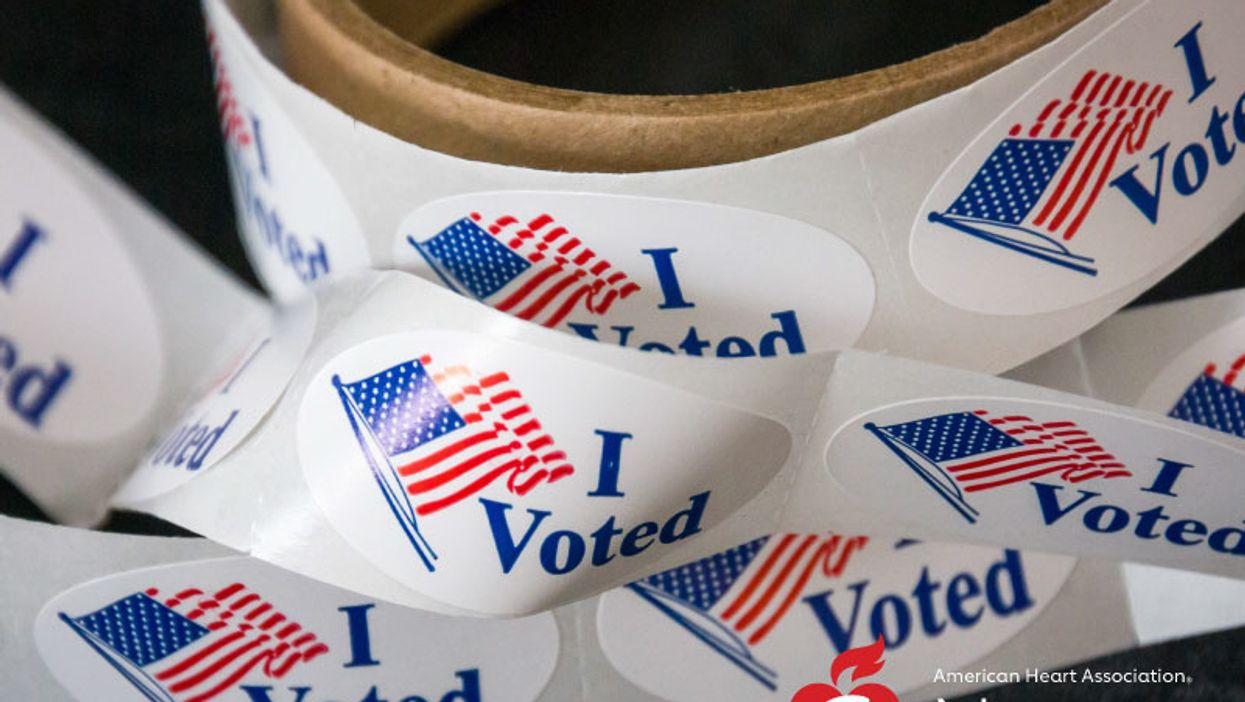 AHA News: Election Stress Didn't End on Election Day