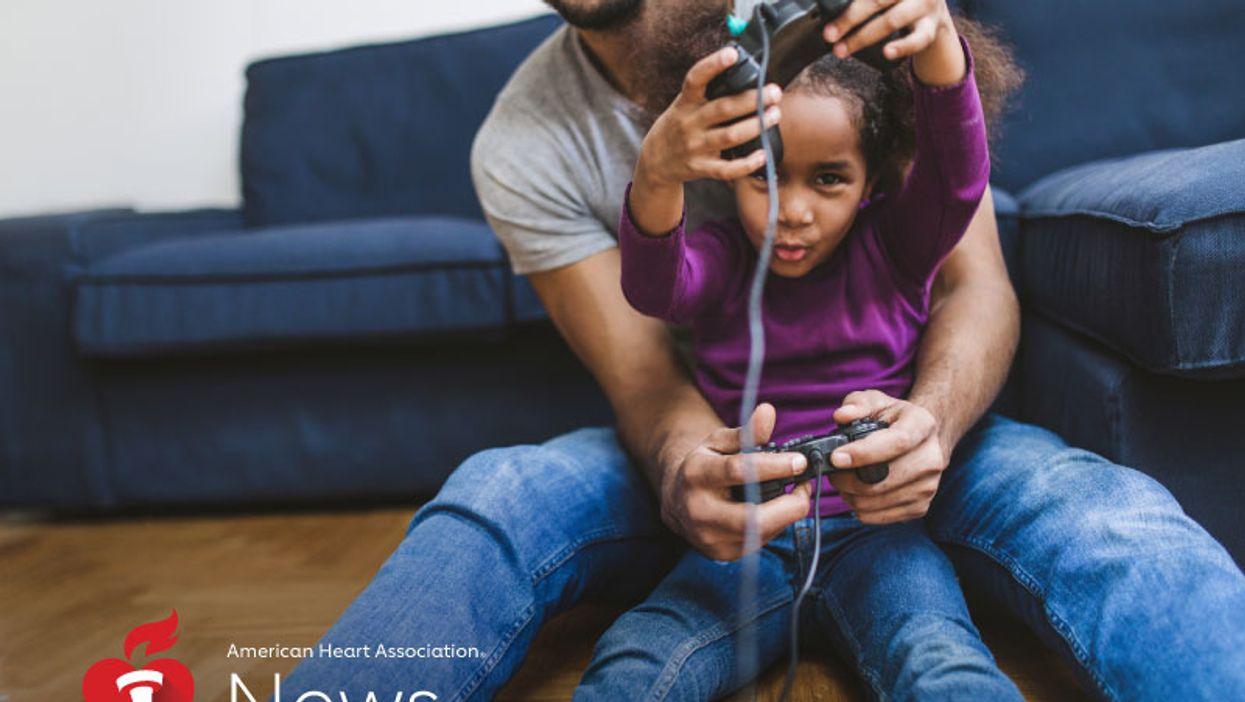 AHA News: ¿Los videojuegos pueden elevar los niveles de la buena salud?
