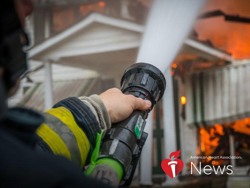 AHA News: Fighting Fires Raises Risk for Irregular Heartbeat thumbnail