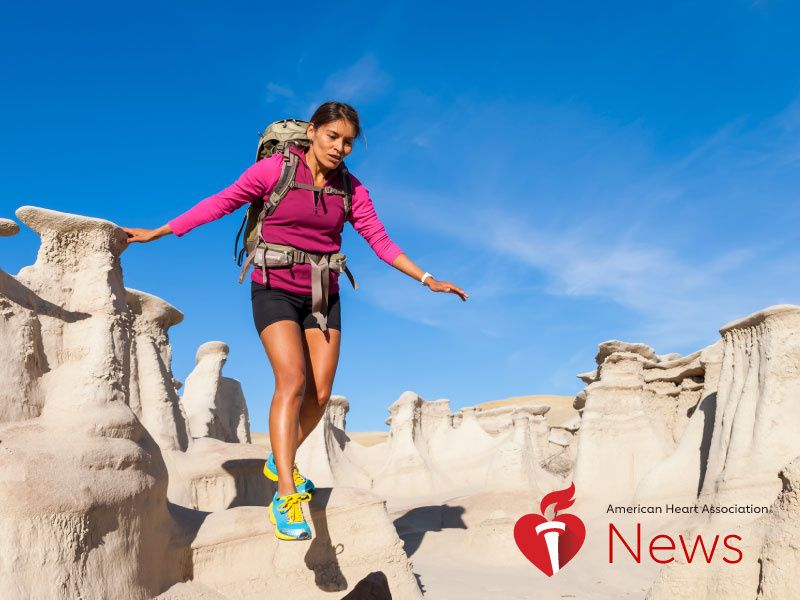 AHA News: Physical Activity Could Reduce Heart Disease Deaths Among American Indians thumbnail